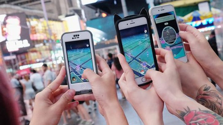 'Pokémon Go' users lash out after latest update