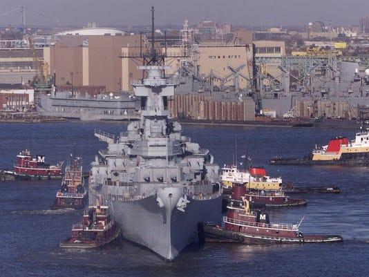 CHL battleship anniversary Main