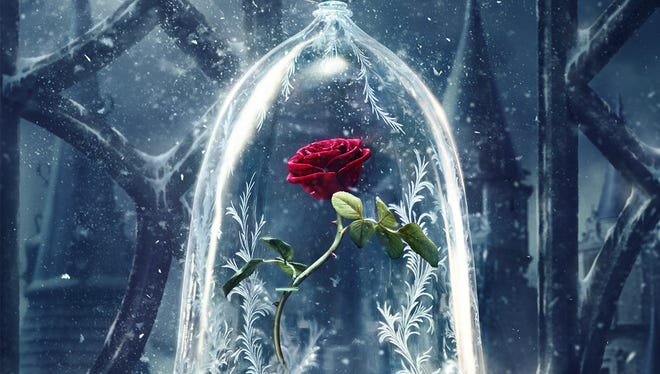 'Beauty and the Beast' poster.