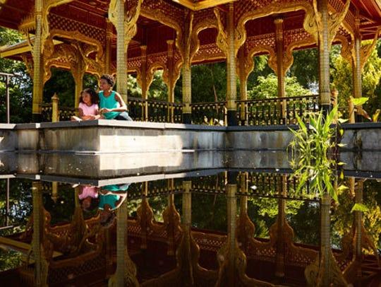 Olbrich Thai Pavilion
