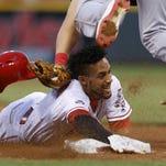 Cardinals roll over Reds