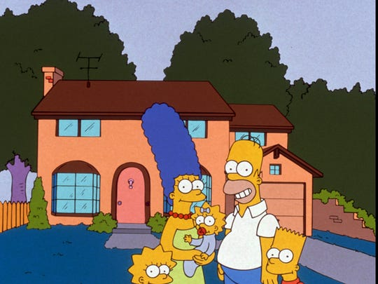 The Simpsons have been a dysfunctional family staple