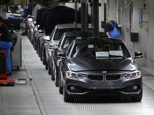FILES-GERMANY-AUTO-COMPANY-EARNINGS-BMW