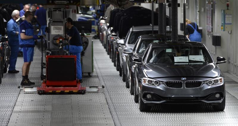 Exceptional FILES GERMANY AUTO COMPANY EARNINGS BMW