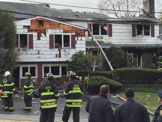 Scarsdale 174 Boulevard fire