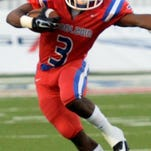 Woodlawn's Trivensky Mosley has been among the top high school football players in the first half of the season.