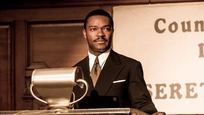 "David Oyelowo stars as Seretse Khama in ""A United Kingdom."""