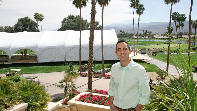Gabe Codding will be leaving his post as tournament director of the ANA Inspiration later this month.