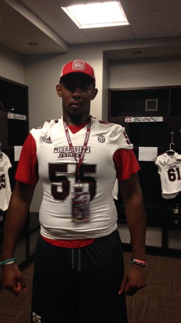 Greg Eiland camped at Mississippi State and Texas on back-to-back days this month.