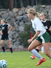 Madio Wallner was a standout on the Incline girls soccer
