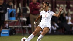FSU star Deyna Castellanos isn't going pro yet
