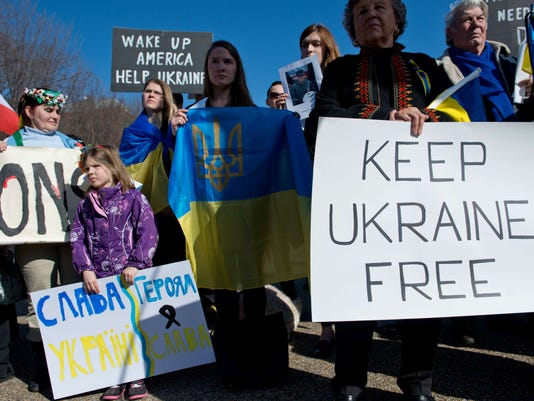 Russia Threatens Ukraine As Ousted President Missing