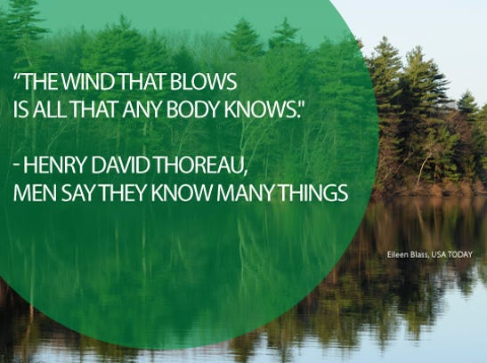 a biography and life work of henry david thoreau an american writer Henry david thoreau was born in concord, massachusetts, in july 1817 this town lay some twenty-five miles inland from boston and served as a local market town.