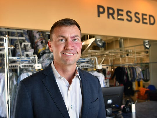 Local business owner Brian Hooker is stepping down