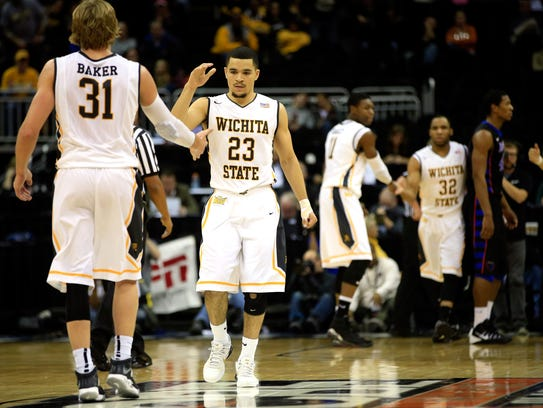 Together, Fred VanVleet and Ron Baker form one of the
