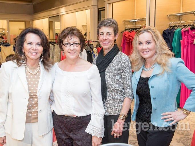 Ruth Dugan, Zahava Schwartz, Amy Gordon and Karen Patton (Photo by Tav Jinivizian)