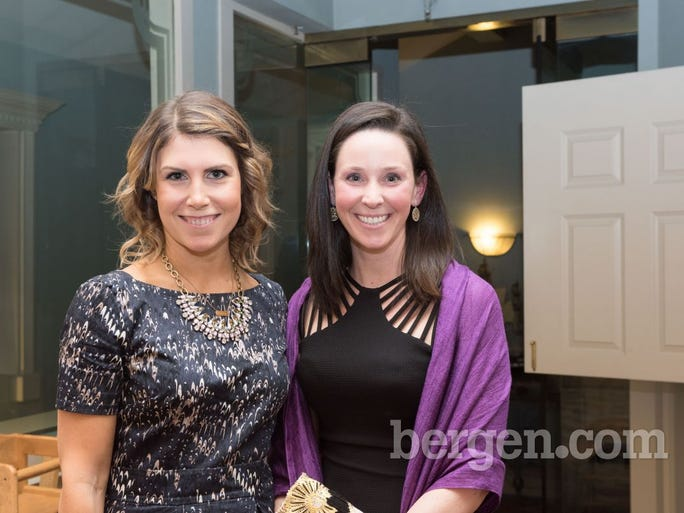 Megan Rybkema; Lauren Sayers (Photo by Bob King)