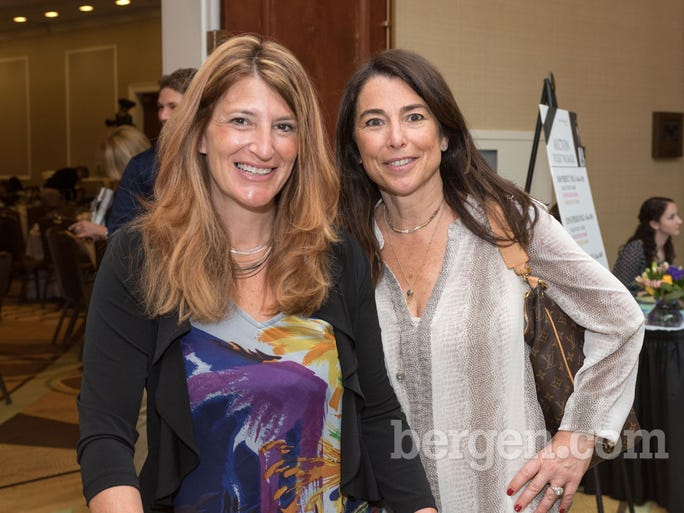 Donna Maniaci; Paula Pollak (Photo by Bob King)