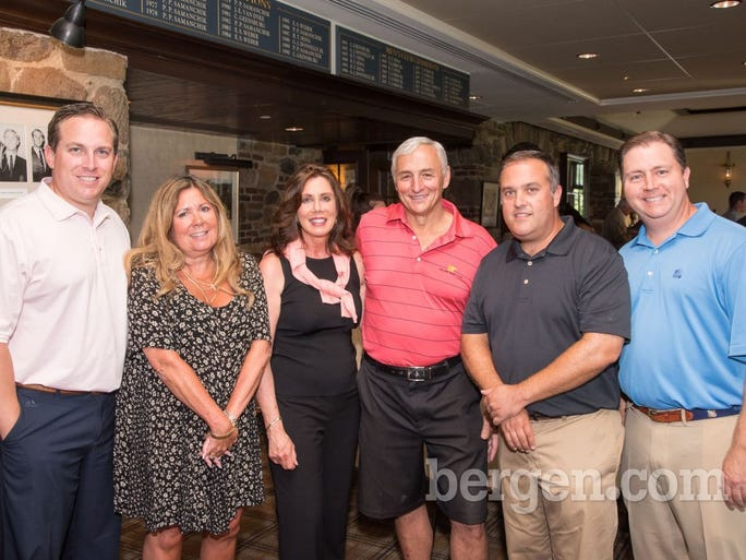 Pete Seminara, Lisa Ryan, Debra Berry, John Brewster, Brett Walder and Rob Taylor