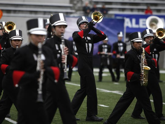 42nd annual Ozarko Invitational Marching Festival