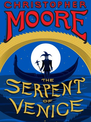 'The Serpent of Venice' by Christopher Moore