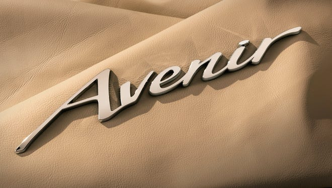 Buick is launching the Avenir sub-brand to showcase the higher trim levels of its models.