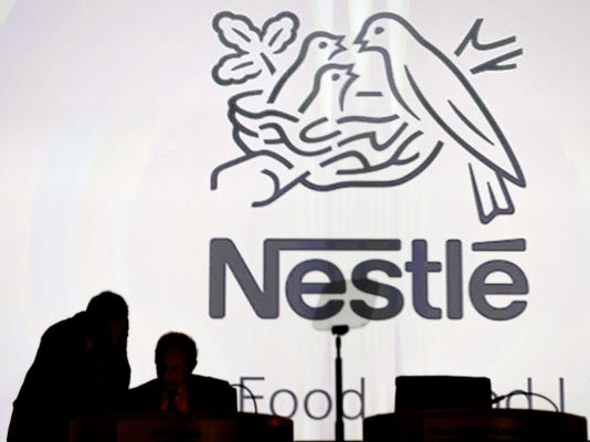 Nestle Starbucks