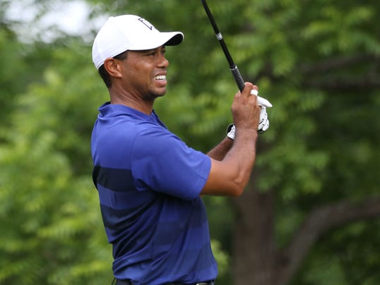 tiger woods  tracking tiger u0026 39 s third round at the memorial