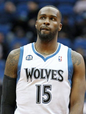 Timberwolves forward Shabazz Muhammad's father, Ron Holmes, was sentenced on fraud charges Thursday.