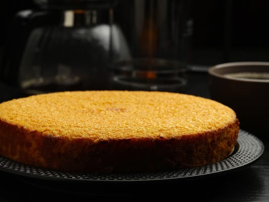 Clementines make darling of an almond-flour cake