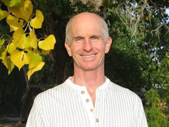Dean Weaver of the Albuquerque Bruno Groening Circle