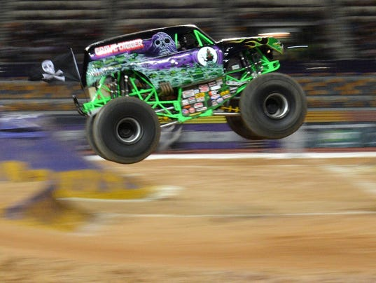 Monster Jam - Brisbane
