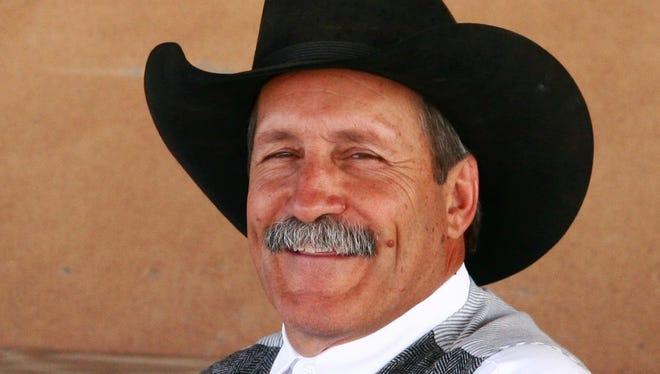 Author Stephen Zimmer will speak Sunday in Capitan