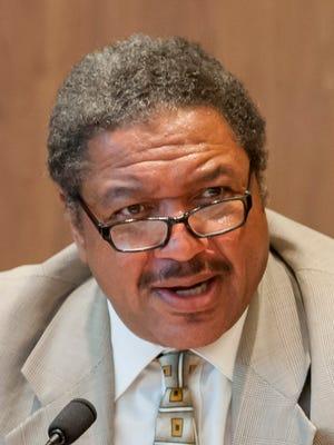 Former Detroit City Council member George Cushingberry, Jr.