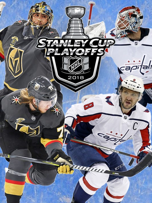 Stanley Cup 2018  Golden Knights vs. Capitals predictions 228e14e4b0e