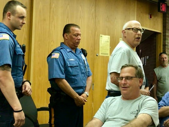 Rockaway Township resident Joseph Raich is one of four