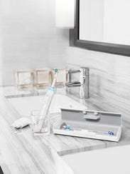 The Oral-B Genius fuses motion-sensor technology in
