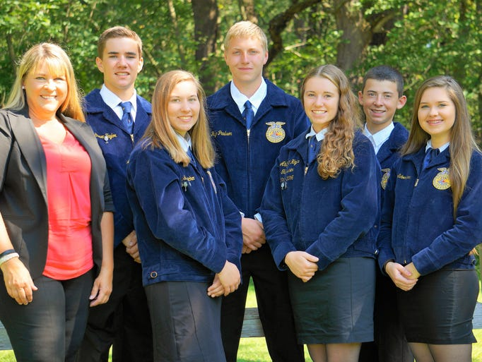 Columbus FFA Chapter Advisor and Agriculture Education