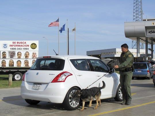 Border Checkpoints