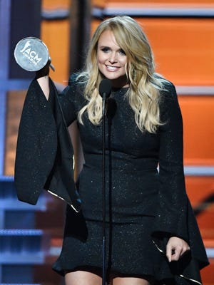 Miranda Lambert brought home a Song of the Year win for 'Tin Man' and won Female Vocalist of the Year, becoming the top artist in the history of the ACM Awards.
