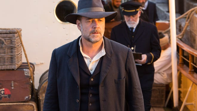"Russell Crowe stars in ""The Water Diviner."""
