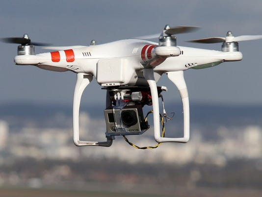 State drone laws could clash with federal drone policy