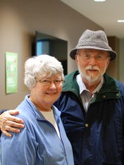 Kathy and Herb Wise have remained faithful to a plant-based diet — and have seen results.
