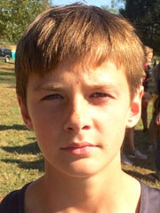 Webster County eighth grader Ryan Roland finished fourth in Saturday's 2-A First Region cross country meet in Owensboro.