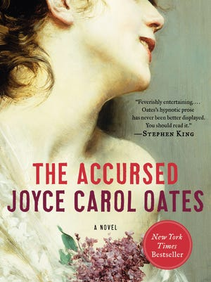 'The Accursed' is now out in paperback.