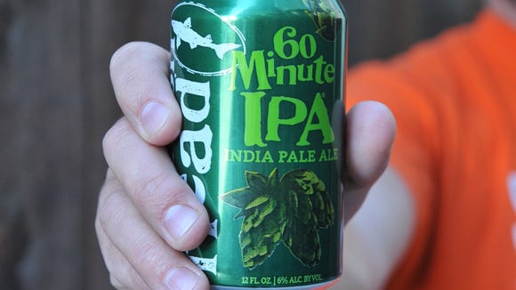 Dogfish announced it will begin canning the ever popular 60 Minute IPA and other fan favorites.
