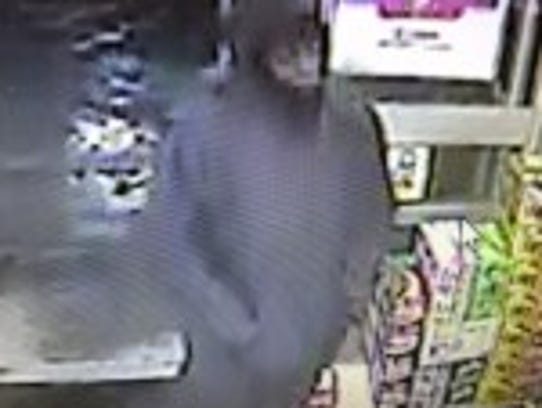 Dover police release images of two robbers who jumped