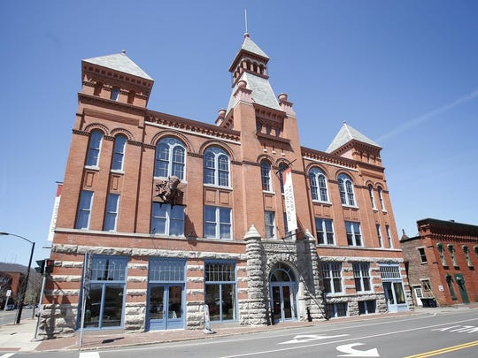The Rockwell Museum is located at 111 Cedar St. in Corning.