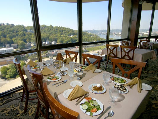 Riverfest In Cincinnati Restaurants With Great Views