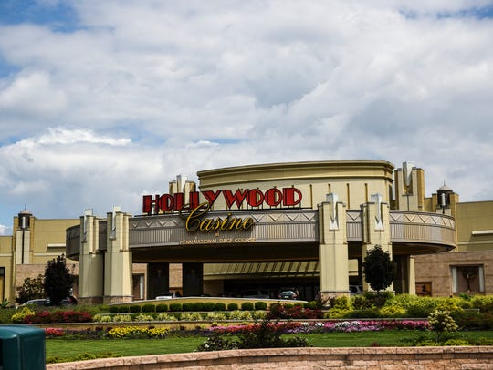 Hollywood Casino pictured on Sunday, August 14, 2016.